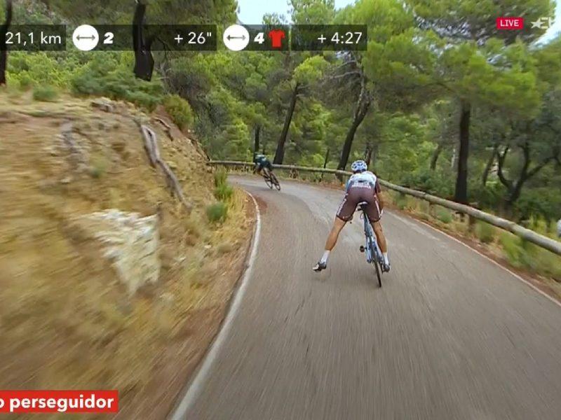 La Vuelta – etapa 10