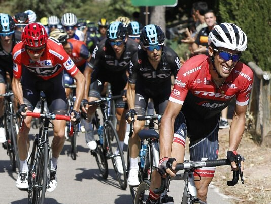 La Vuelta – etapa 12