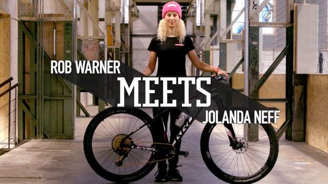 Jolanda Neff – as condições para treinar na Suíça