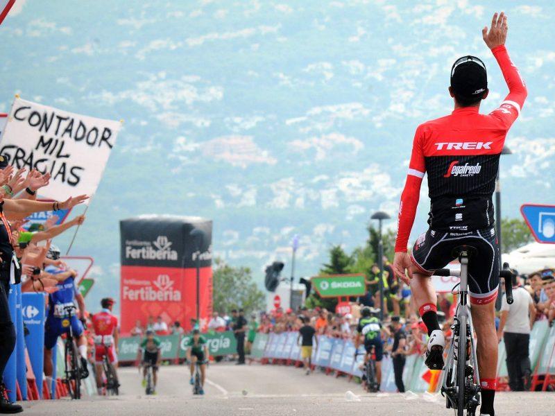 La Vuelta – Etapa 21