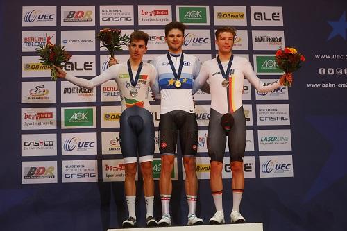 Pista – Ivo Oliveira Vice-Campeão Europeu