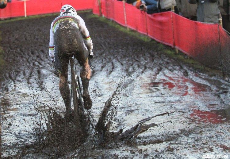 5ª prova da taça do mundo de Ciclocrosse – Wout Van Aert vence pela primeira vez