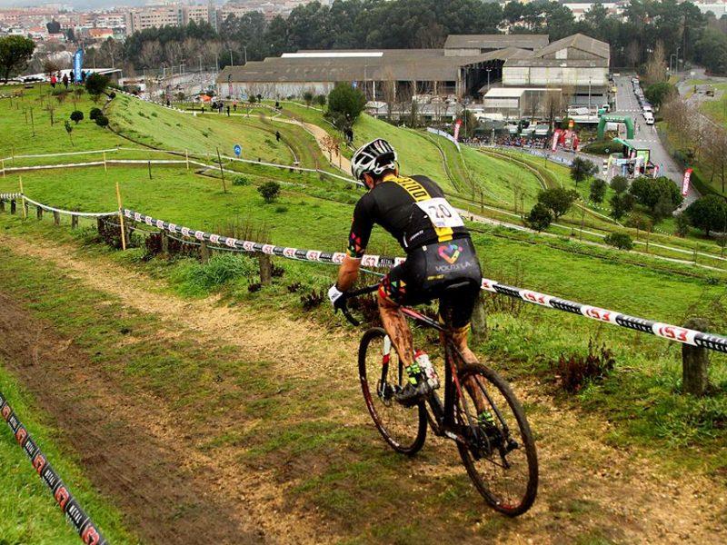 Última prova da taça de Portugal de Ciclocrosse – com uma moldura maior de participantes