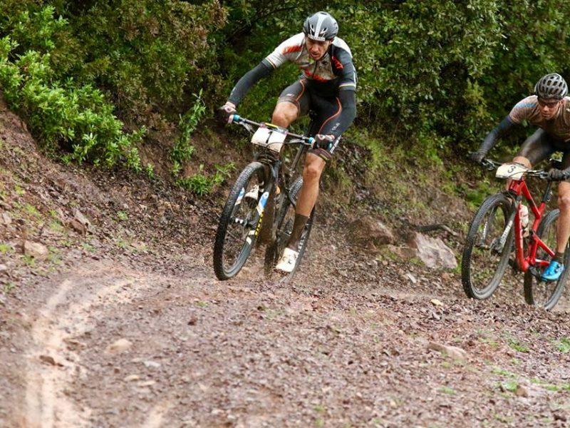 Tiago Ferreira vence pela terceira vez a Andaluzia Bike Race