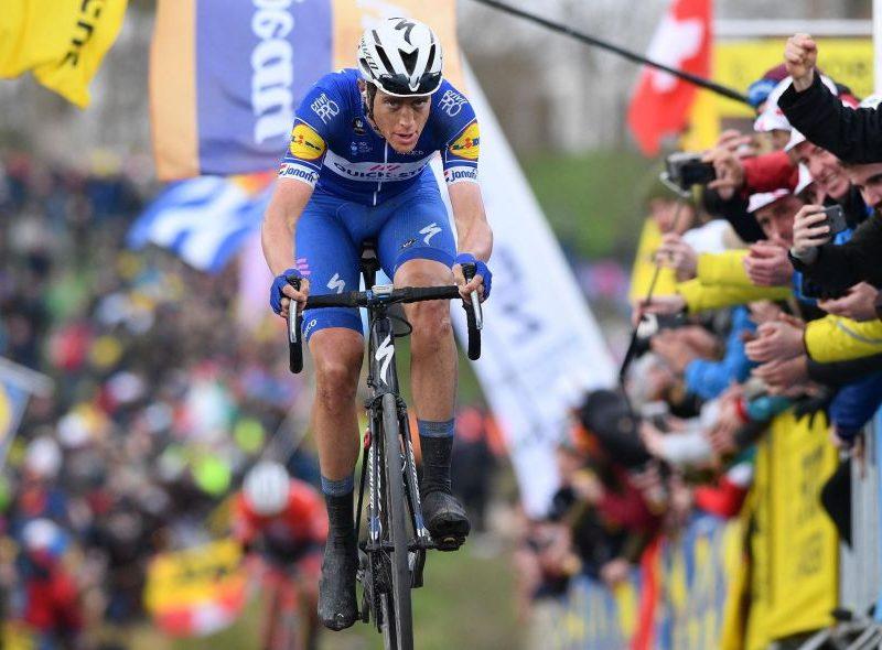 "Tour de Flanders – Niki Terpstra publicou a ""Ronde Vlaanderen"" no STRAVA"