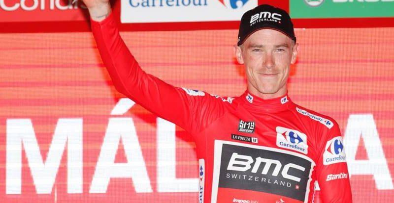 Vuelta 2018 – Rohan Dennis venceu 1.ª etapa, Nelson Oliveira 4.º melhor tempo.