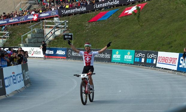 Campeonato do mundo de XCO – Nino Schurter passa da história para o Olimpo.