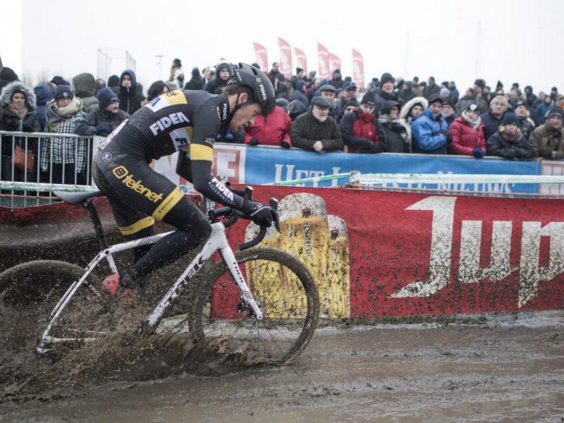 Ciclocrosse – Circuito superprestige.