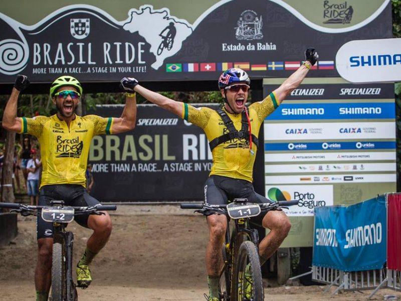 Brasil Ride – Avancini e Fumic vencem a prova