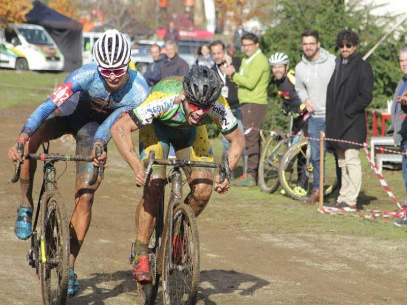Ciclocrosse – 2ª prova da taça de Portugal, com final ao sprint.