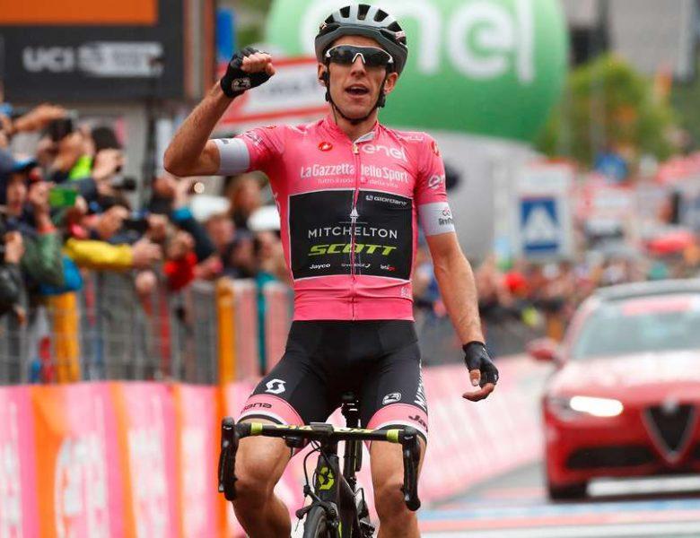 Simon Yates vai tentar de novo o Giro de Itália em 2019.