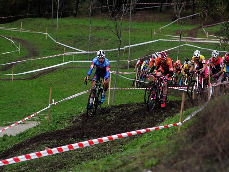 Ciclocrosse – 3.ª etapa da taça de Portugal em Rebordosa.