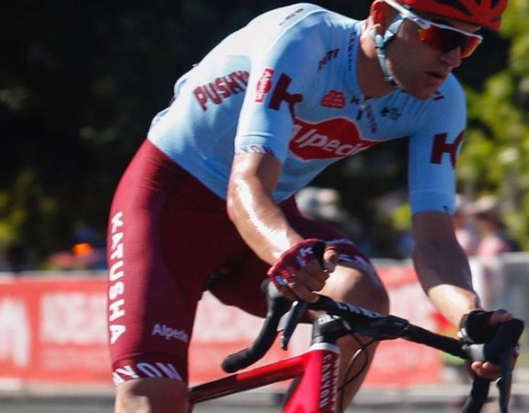 Tour Down Under – Rúben Guerreiro termina num esplêndido TOP 10