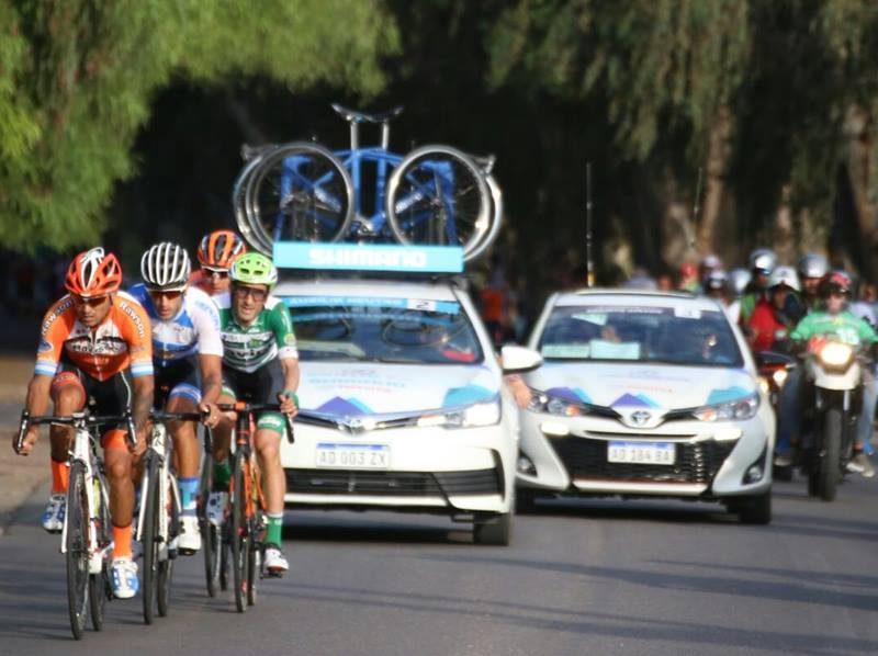 Vuelta San Juan – Tiago Machado no TOP 10.