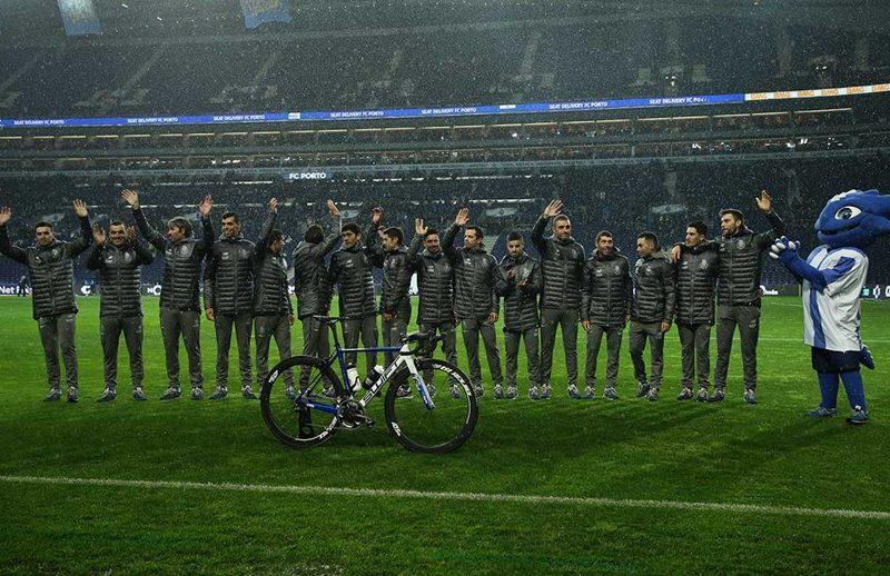W52 Fc Porto apresentou a equipa para 2019.