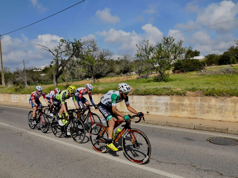 Volta ao Algarve, etapa 1 – Resumo e classificações.