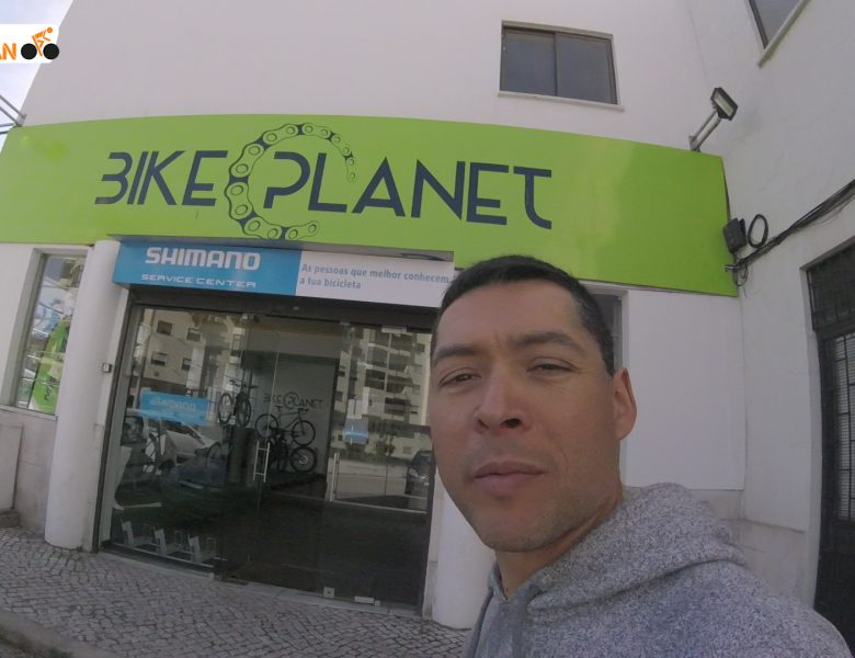 Pelas lojas de Portugal – Episódio 1 – Bike Planet (Vídeo)