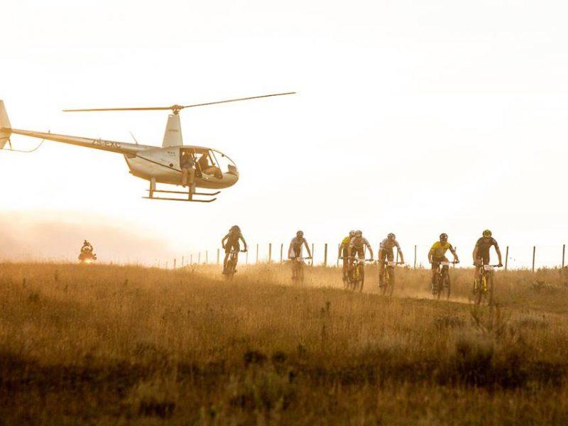 Cape Epic – Etapa 6 – Equipa Scott Sram consolida a liderança.