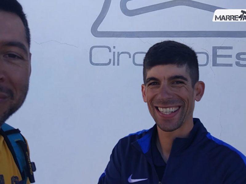 Conversa com Nelson Oliveira, onde fala das clássicas Flanders e Roubaix. (Vídeo).