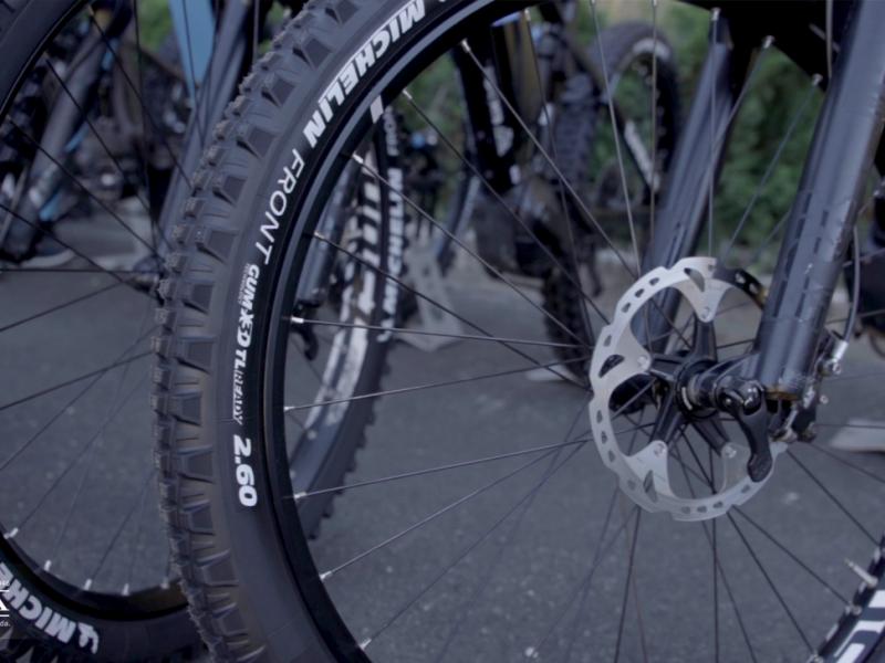 Novos Michelin E-Wild – Específicos para E-bikes de montanha