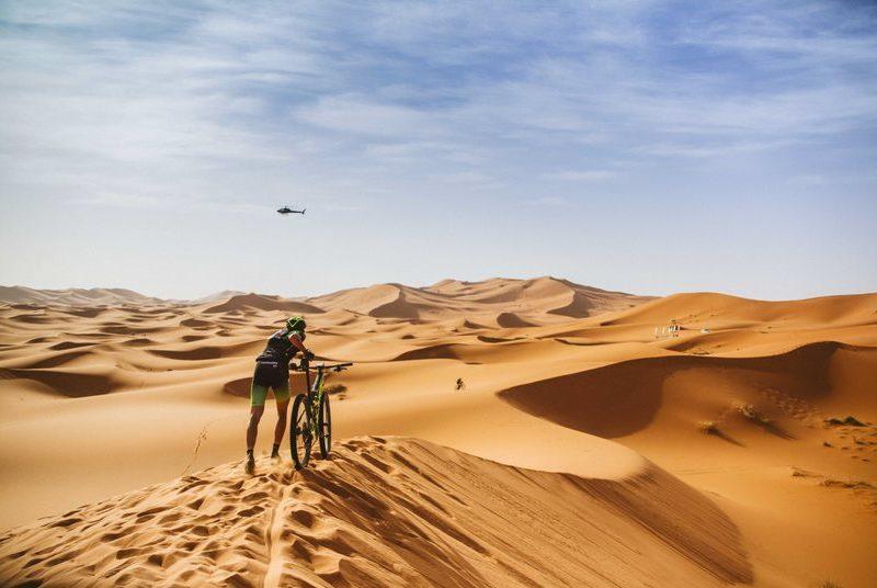 Montanha – Titan Desert – Classificações da Etapa 1