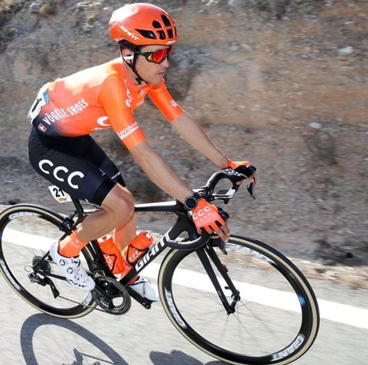 Giro de Itália – Etapa 6 trouxe  novo líder