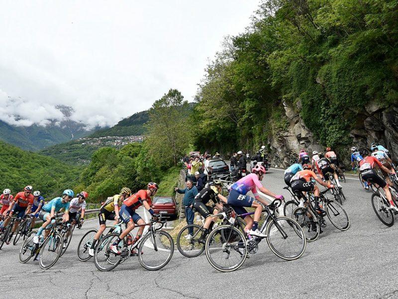 Giro de Itália, etapa 17 – Movistar consolida liderança