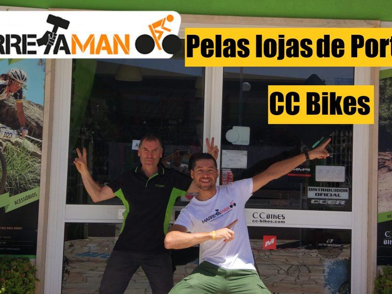 Pelas lojas de Portugal – Episódio 2 – CC Bikes (Vídeo)