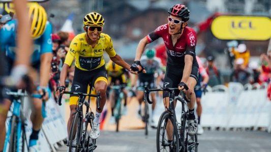 Tour 2019 – Aos 22 anos Egan Bernal faz história no Tour