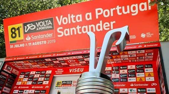 Volta a Portugal 2019 – W52 FC Porto entra a ganhar