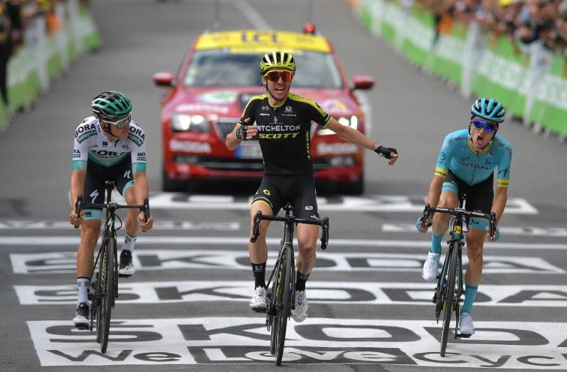 Tour 2019 – Simon Yates vence a 12.ª etapa