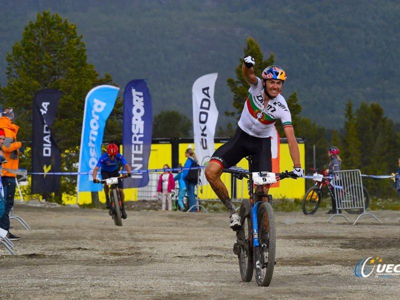 Tiago Ferreira sagrou-se Campeão da Europa de XCM pela segunda vez.