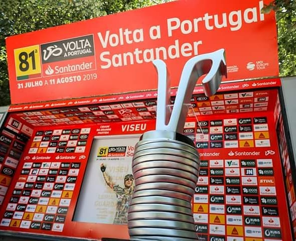 Volta a Portugal 2020  confirmada pela UCI nas datas originais