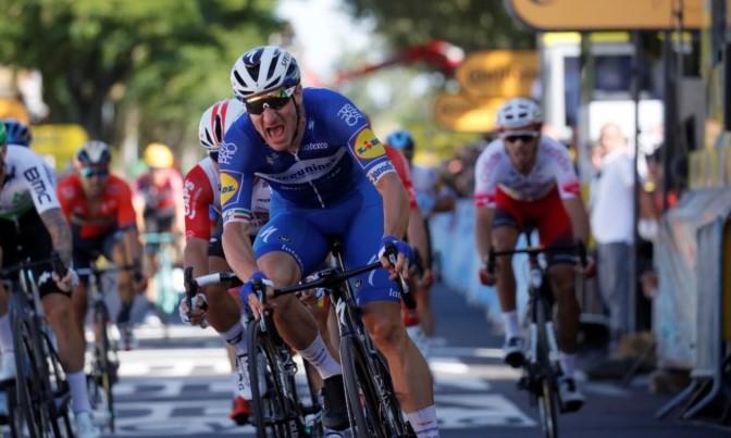 Tour de França – à etapa 4, Jumbo 2 – Quick-Step 2