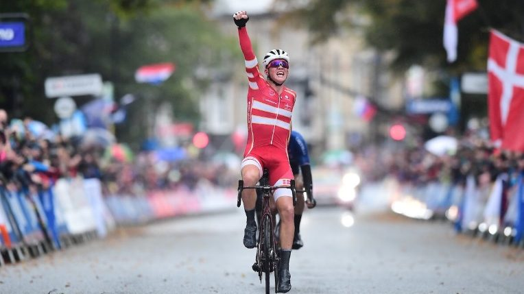Mads Pedersen Campeão do Mundo 2019