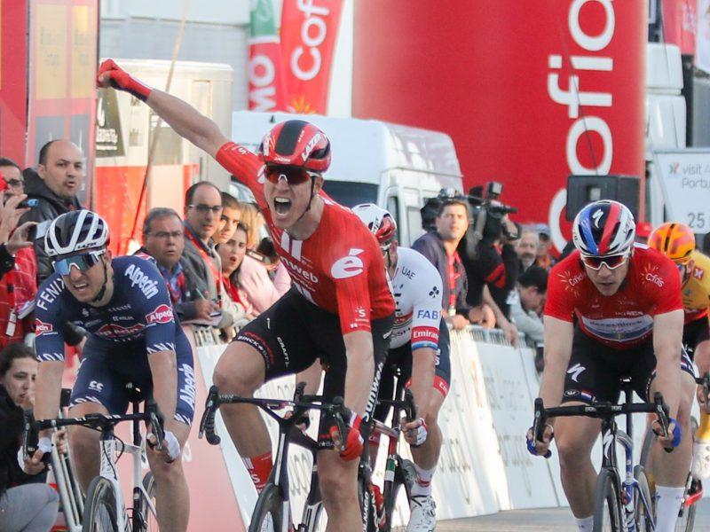 Volta ao Algarve – Etapa 3 entre Faro e Tavira decidida ao sprint