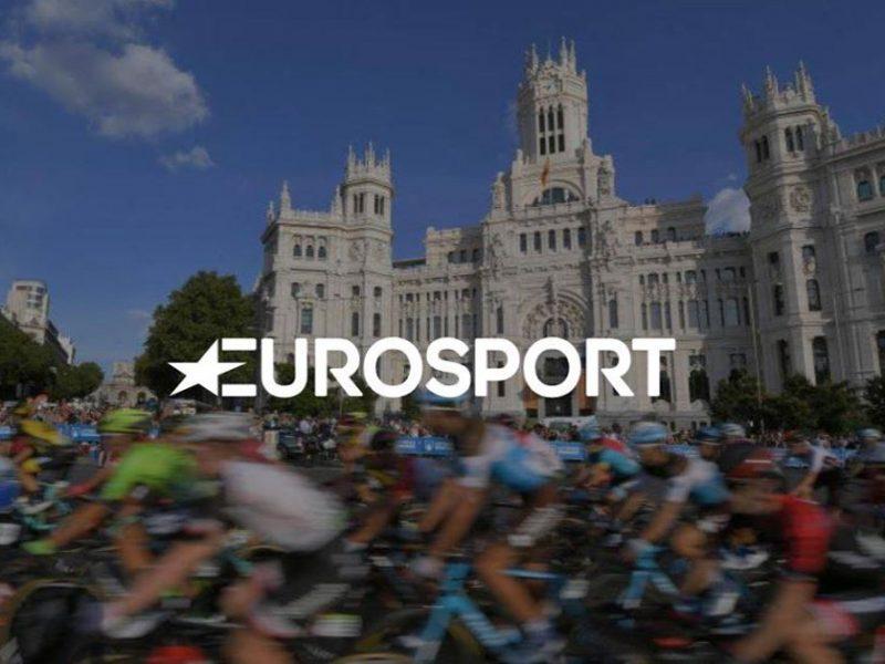 Ciclismo em directo de volta à Eurosport