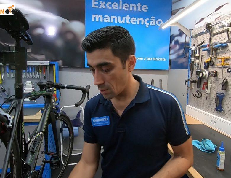 Como lavar a bicicleta sem danificar os componentes