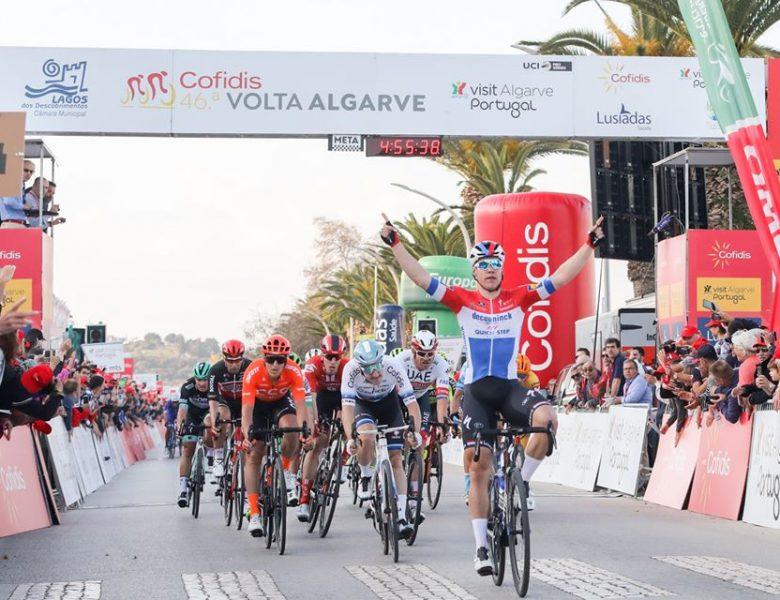 Antevisão da Volta ao Algarve 2021