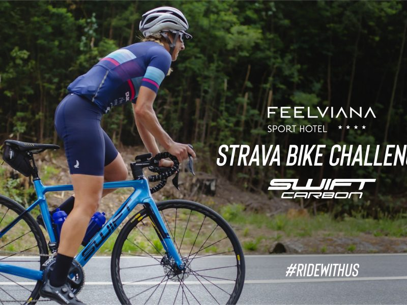 FeelViana Strava Challenge – powered by SwiftCarbon