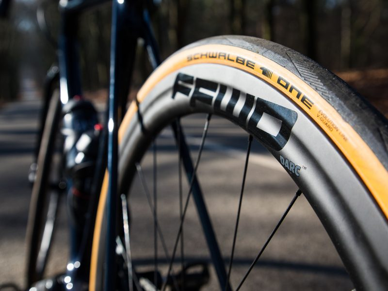 Novas rodas FFWD Tyro