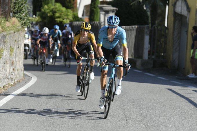 Jakob Fuglsang venceu a Volta a Lombardia