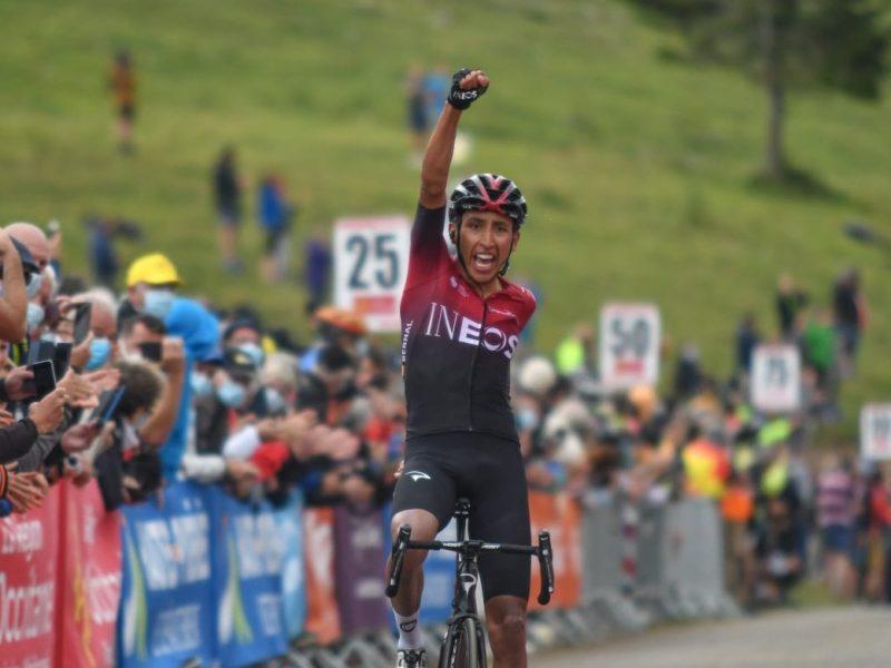 Egan Bernal venceu a Route d'Occitanie com Froome de gregário