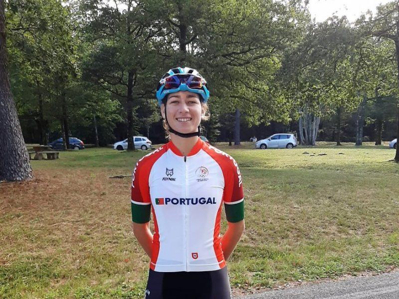 Daniela Campos 5.ª classificada nos Europeus de Estrada