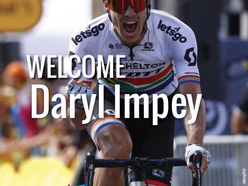 Daryl Impey na Israel start-up Nation 2021
