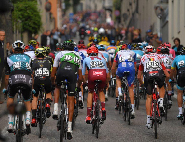 Ciclismo no Eurosport em Setembro