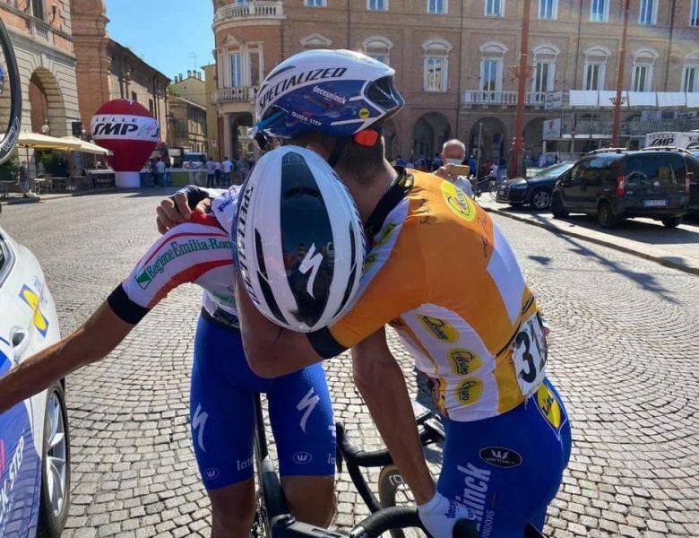 João Almeida termina terceiro a Settimana Internazionale dei Coppi e Bartali