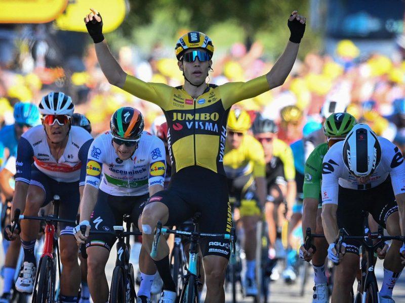 Tour de França – Resumo da etapa 7