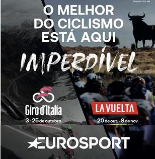 Ciclismo no Eurosport em Outubro – Mês de sonho
