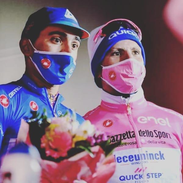 O dia de sonho para o ciclismo Português no Giro de Itália
